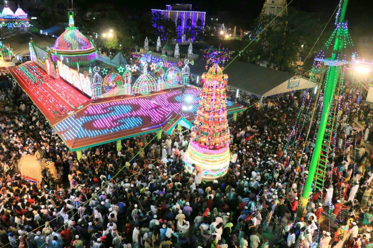 ஏர்வாடி தர்ஹா சந்தனக்கூடு திருவிழா
