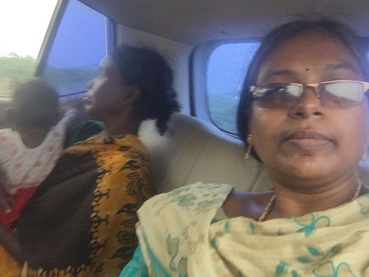 ஆனந்தம்மாளுடன் அனுரத்னா