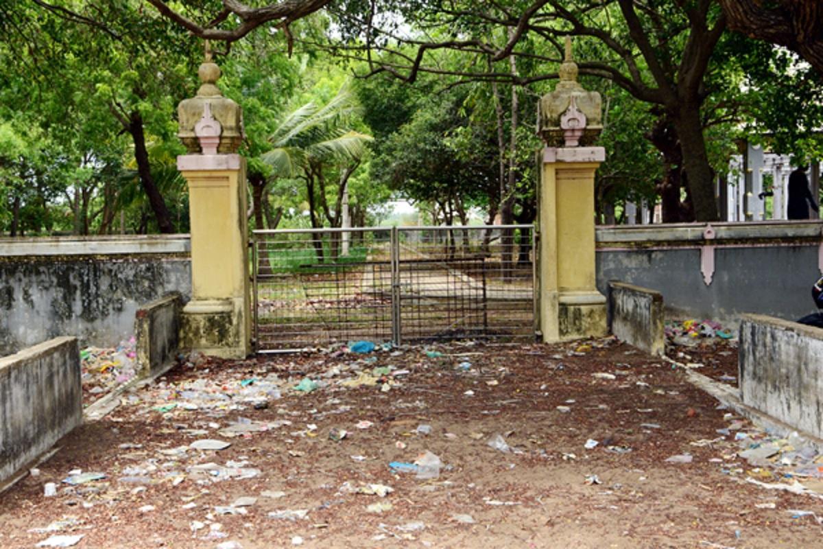 பராமரிப்பில்லாத பூம்புகார்