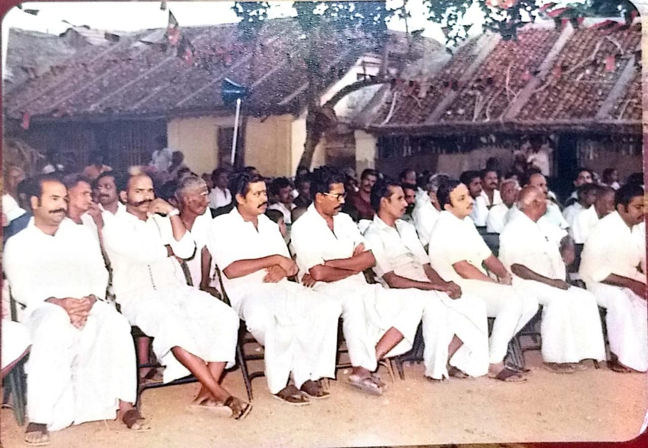 பிரசாரக் கூட்டத்தில் சோமு