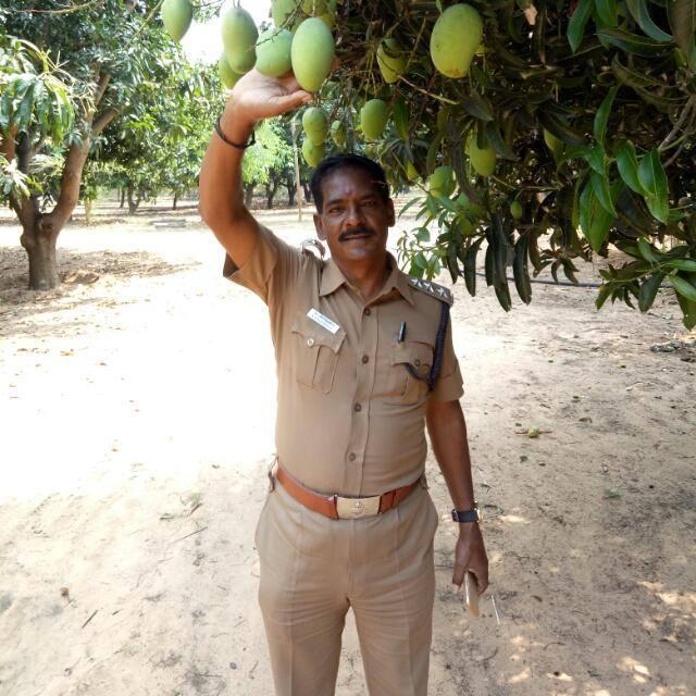 போலீஸ் டி.எஸ்.பி.ராஜேந்திரன் (ஓய்வு)
