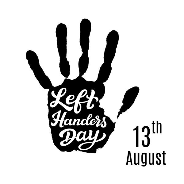 #WorldLeftHandersDay