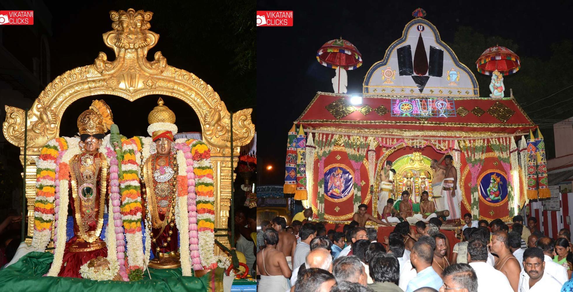 ஆண்டாளுடன் ரங்கமன்னர்