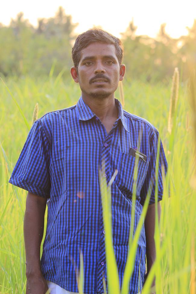 இயற்கை விவசாயி ரவி