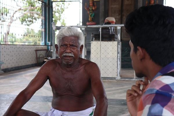 பூசாரி ஏகன்