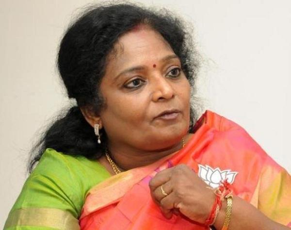 தமிழிசை சவுந்தர ராஜன்  பிஜேபி