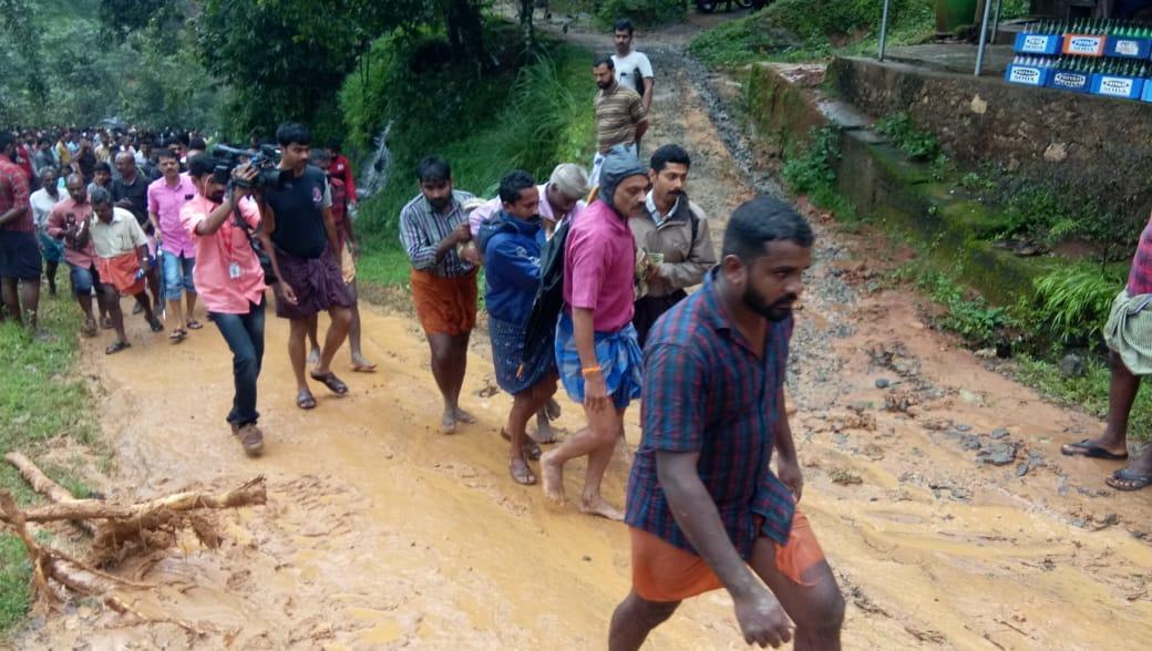 கேரளா வெள்ளம்