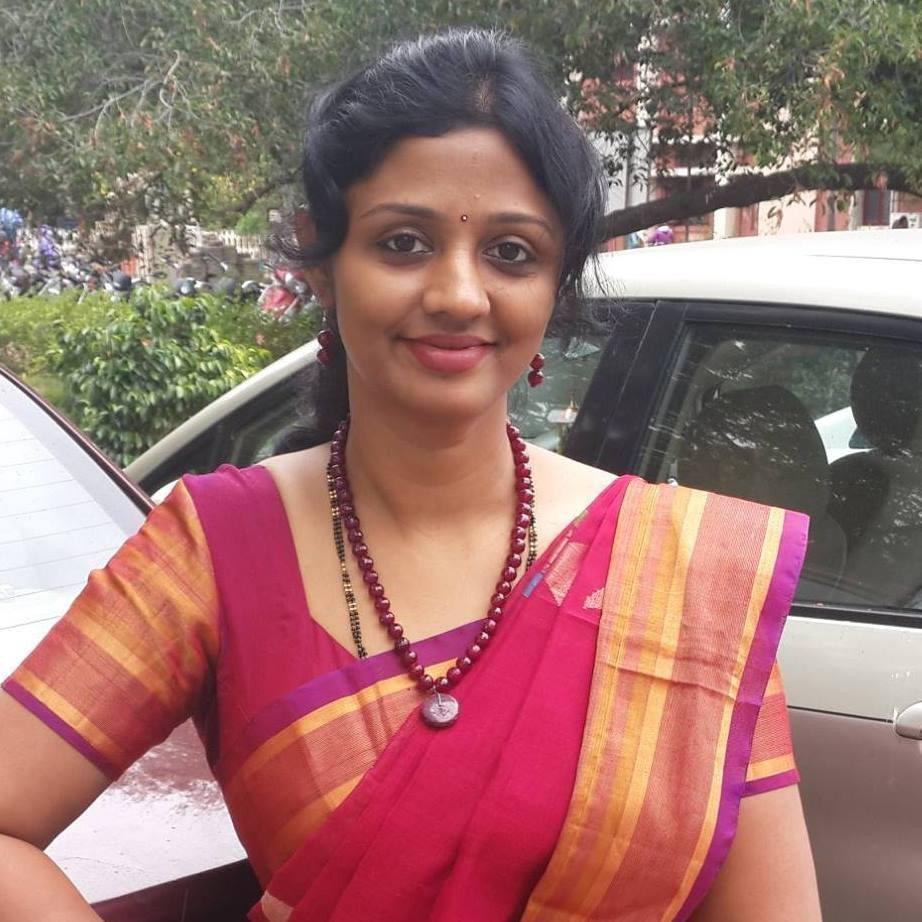 உளவியல் ஆலோசகர் சித்ரா அரவிந்த்