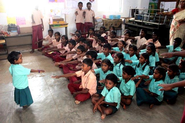 ஜெயபெனிடிக்டா - அரசுப் பள்ளி