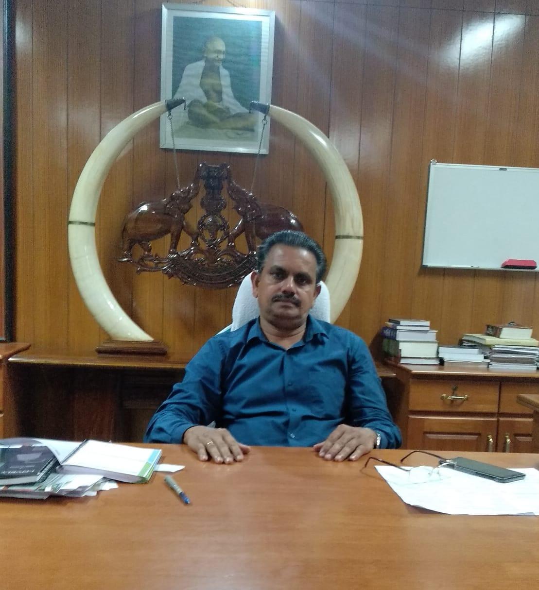 மாவட்ட ஆட்சியர் ஏ.ஆர்.அஜய்குமார்