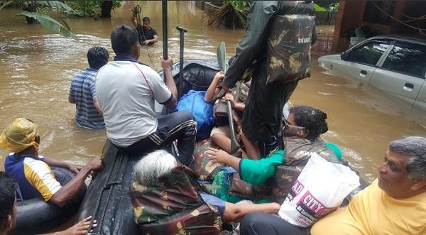 கேரளா வெள்ளம் -ரொனால்டோ