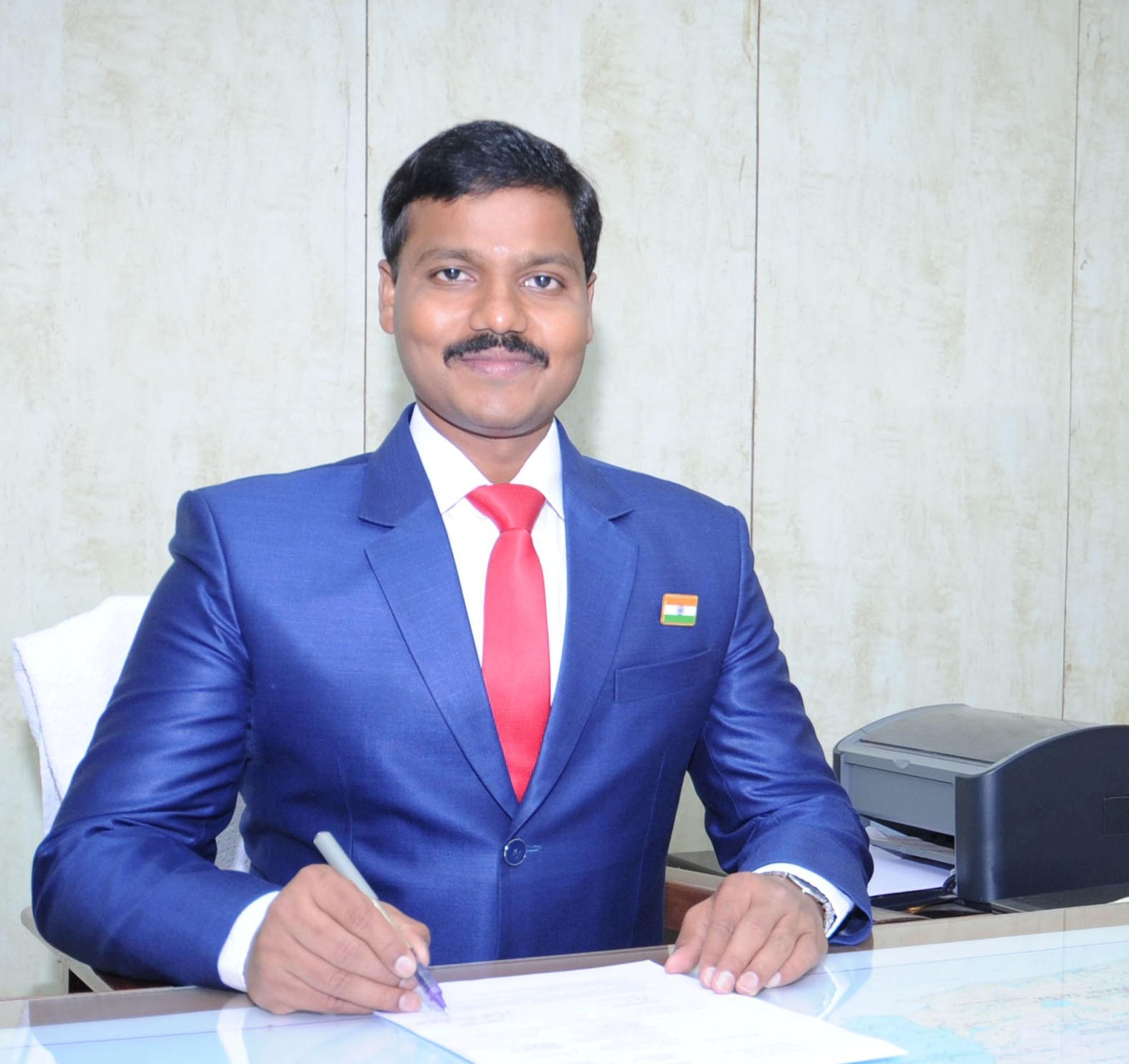 ராமநாதபுரம் மாவட்ட புதிய ஆட்சியர் வீர ராகவ ராவ்