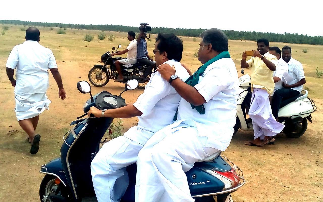 ஜி கே வாசன்