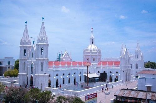 வேளாங்கண்ணி மாதா கோயில்