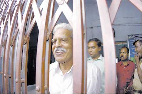 வரவரராவ் கைது