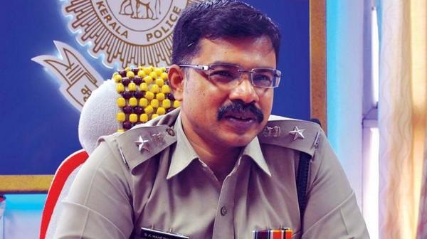 போலீஸ் அதிகாரி காளிராஜ்