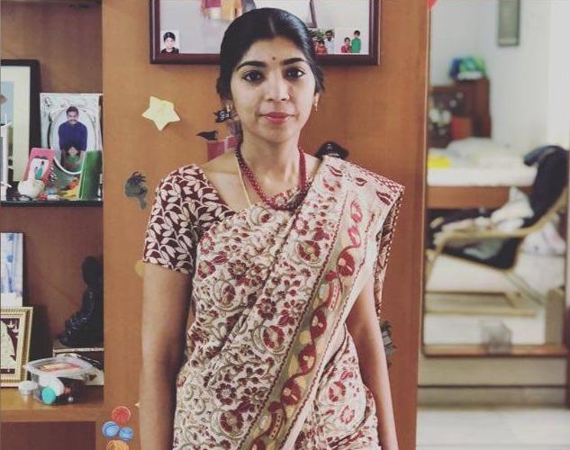 மருதாணி - அனுபமா விஜய் ஆனந்த்
