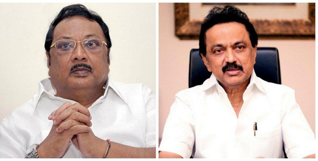 ஸ்டாலின் vs அழகிரி...  தர்மயுத்தம் தி.மு.க. வெர்ஷனா?!