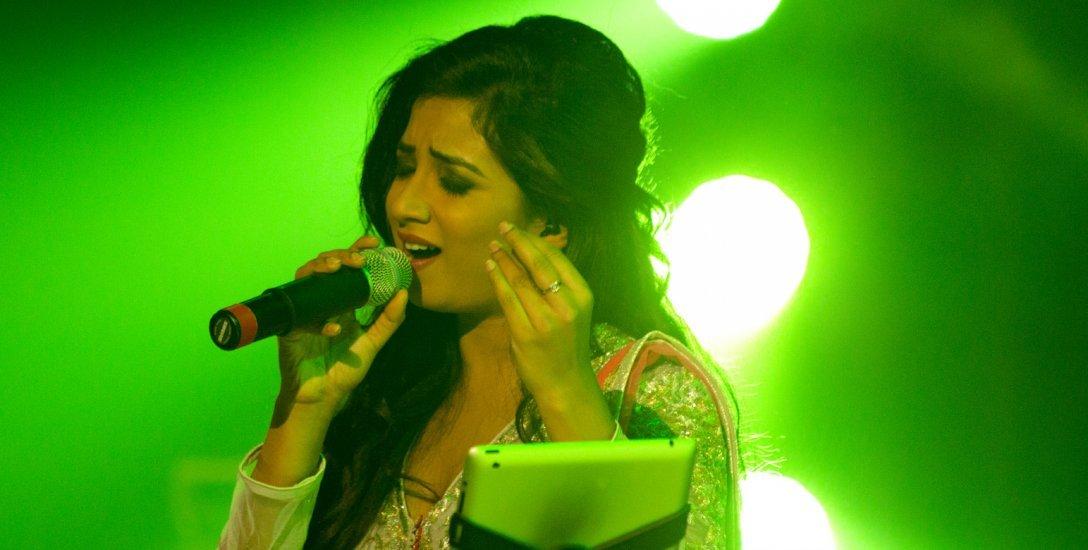 ஷ்ரேயா கோஷல் பாடி வெளியான வைல்டு ஆந்தம்..!