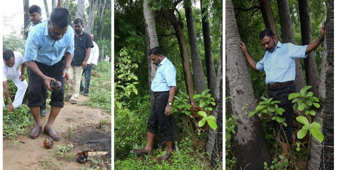 வேப்பம்பூ சூப், தானியக் கஞ்சி, பிரண்டைத் துவையல்... தொல் திருமாவளவனின் ஃபிட்னஸ் ரகசியம்! #HBDThirumavalavan