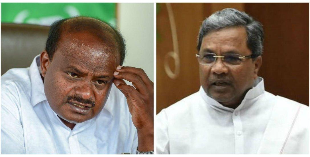 ஆட்டம் காணும் குமாரசாமி ஆட்சி... கர்நாடகாவில் அரசியல் புயல்!