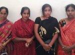 டிக்கெட் கேட்ட கண்டக்டர்; செயினைக் காணவில்லை என்ற மூதாட்டி- ஓடும் பேருந்தில் 4 பெண்கள் கைவரிசை