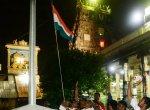 காமராஜர் ஏற்றிய கொடிக்கம்பத்தில் தேசியக்கொடி ஏற்றிய காங்கிரஸ் பிரமுகர்!