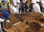 மிகப்பெரிய 'பீன் சாலட்' - மதுரையில் ஆசிய அளவிலான சாதனை!