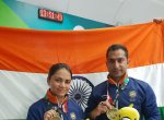 ஆசிய விளையாட்டுப் போட்டியில் இந்தியாவுக்கு முதல் பதக்கம்!