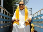`இது சிலையா இல்லை நிஜமா!' - மெரினாவை ஆச்சர்யப்படுத்திய சிற்பக் கலைஞர்