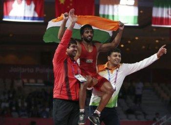 ஆசிய விளையாட்டுப் போட்டி - முதல் தங்கத்தைப் பதிவு செய்தது இந்தியா!