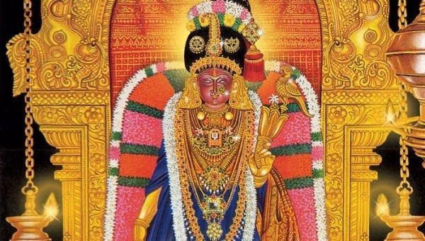 ஆடிப் பூரம் தினத்தில் அம்மனை வழிபடுவோம்...!