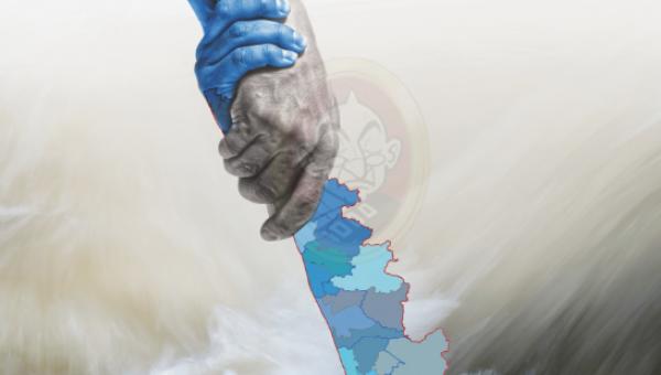 சென்னை வெள்ளத்தைவிட பத்து மடங்கு பாதிப்பு -  தண்ணீரும் கண்ணீருமாய் கேரளா!  #keralafloods