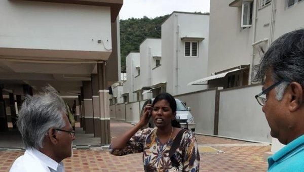 'கேரள மக்களுக்கான அவசர உதவி இது!' - நெகிழவைத்த நல்லகண்ணு பேத்தி