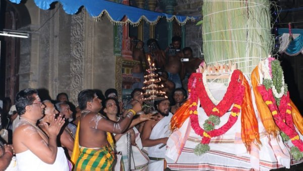 திருச்செந்தூர் சுப்பிரமணியசுவாமி கோயிலில் ஆவணித் திருவிழா கொடியேற்றத்துடன் தொடக்கம்!