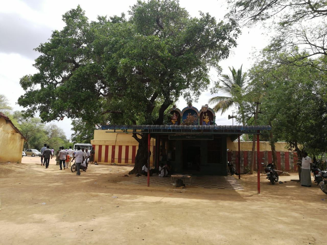 துறவு மேலழகர் கோயில்