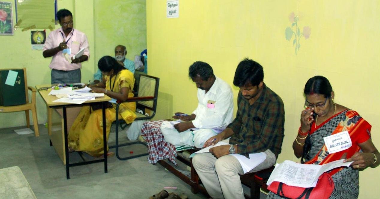 கூட்டுறவு சங்கத் தேர்தல்