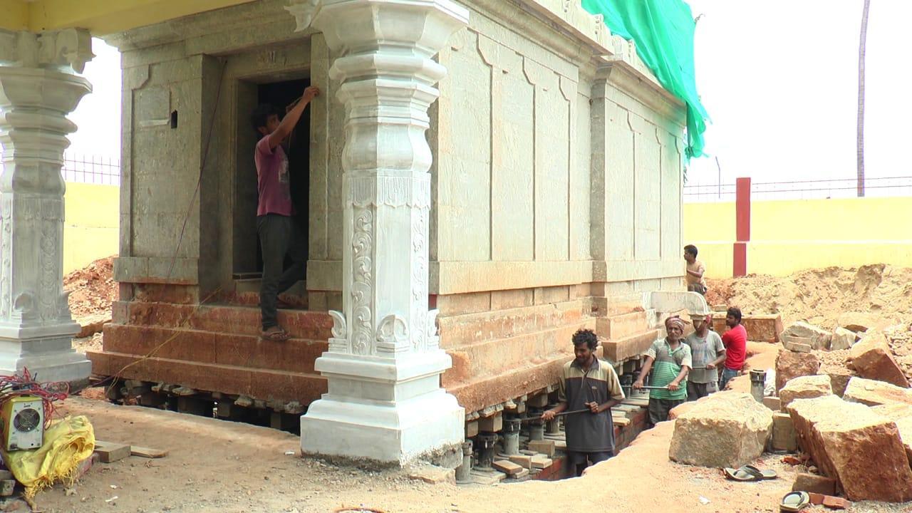 ஸ்ரீ அனுமந்த சேவிதராயர் பெருமாள் கோயில்