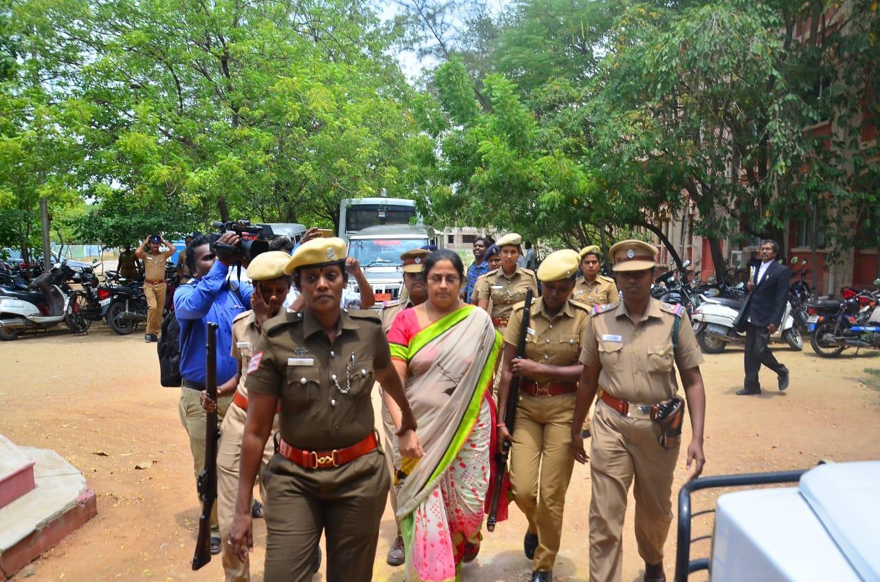 பேராசிரியை நிர்மலா தேவி