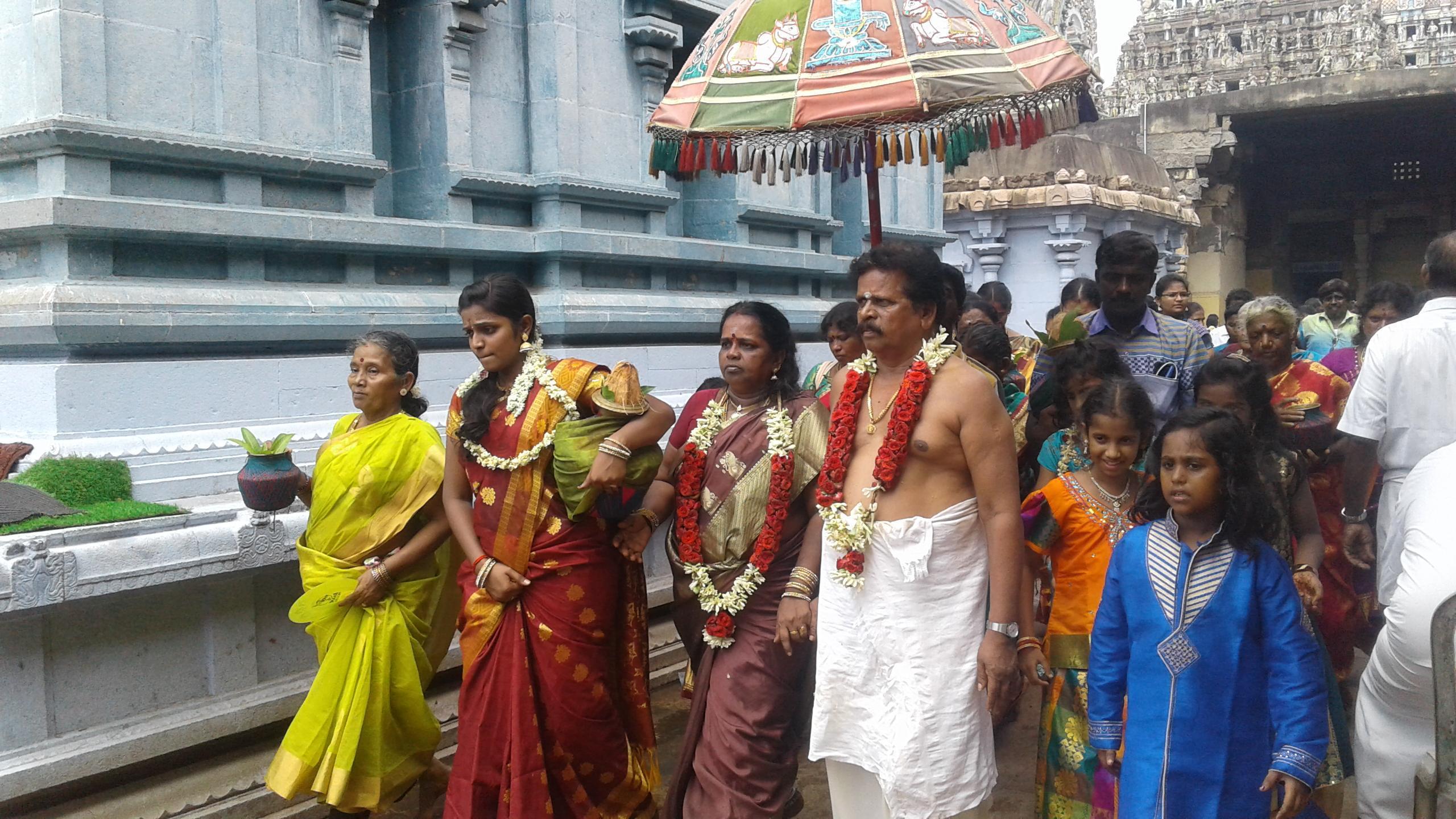 ஆயுஷ் ஹோமத் திருமணம்
