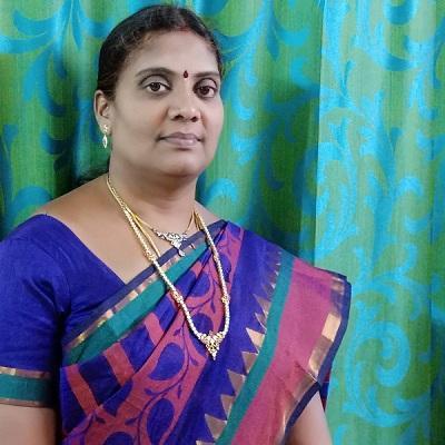 ஆசிரியர் விஜயலட்சுமி