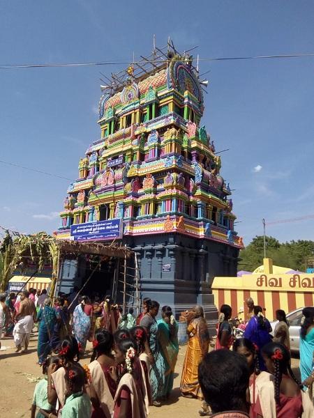 கடகம்பாடி அருள்மிகு சுந்தரேஸ்வரர் திருக்கோயில்