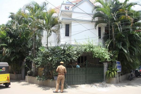 குட்கா விவகாரம் சிபஐ சோதனை