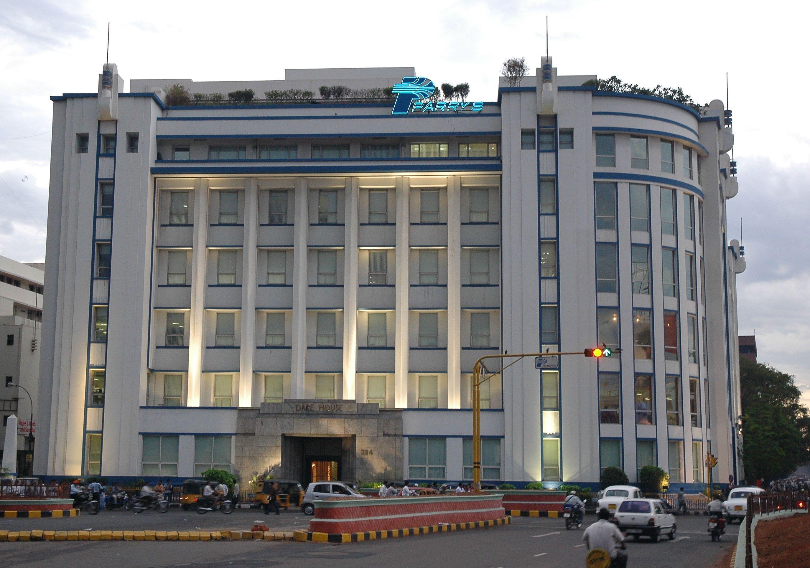Parrys Building