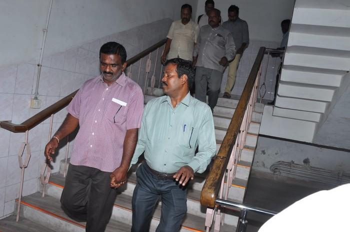 குட்கா விவகாரத்தில் கைதானவர்கள்