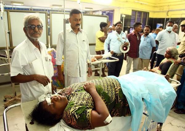 பாத்திமாவுக்கு விபத்து ஏற்பட்டபோது அருகில் டிராஃபிக் ராமசாமி