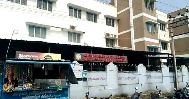 காஞ்சிபுரம் அரசு மருத்துவமனை