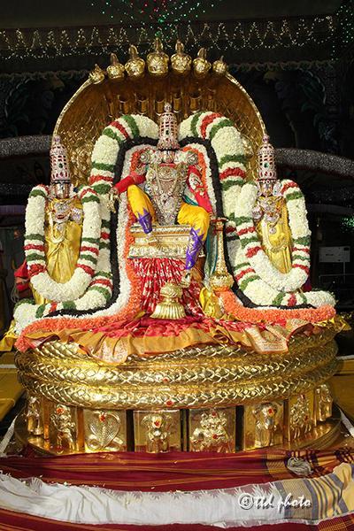 பெரிய சேஷ வாகனம்