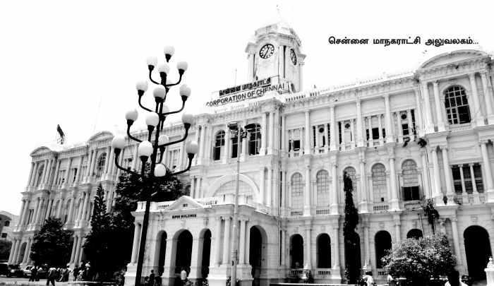 சென்னை மாநகராட்சி, வேலுமணி ஊழல் குற்றச்சாட்டு