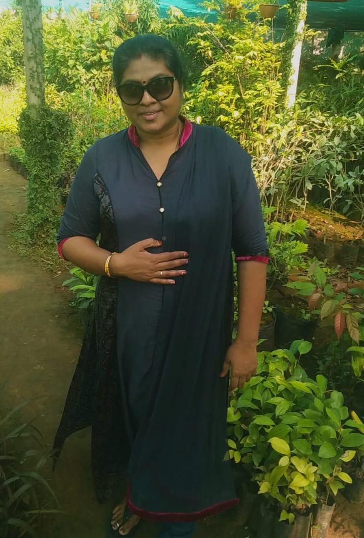 ஸ்டைலிஸ்ட் சண்முகப் பிரியா